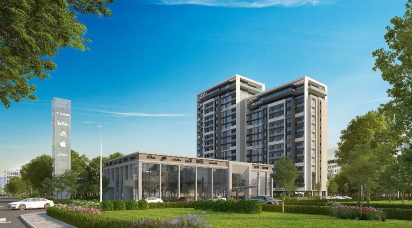 Инвестиционно предложение – Офис сграда клас А в комплекс Панорама парк
