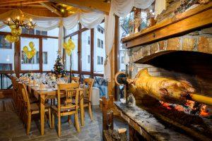 Наем на Ресторант Ескалибур – Комплекс Замъка Пампоровo
