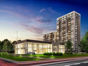 "Апартамент Б-14 в комплекс ""Panorama Park"""