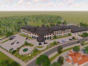 Хотел в с.Баня, община Карлово – Инвестиционен проект