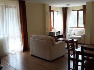 """Апартамент 3411 – двустаен, Хотелски комплекс """"Замъка"""", к.к. Пампорово"""